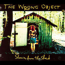 NEW Stories from the Shed (Audio CD)