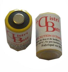 CR1425SE - Piles Lithium 3.0 Volts 950 mAh