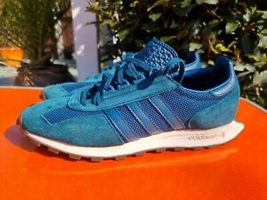 Adidas Racing 1 Prototype Trainers Mineral Blue Uk 10 1/2 Eur 45 1/3