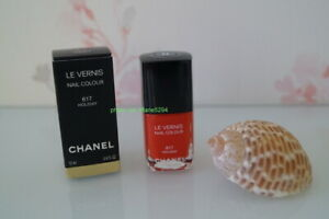 CHANEL 617   HOLIDAY   Nail Lacquer  Boîte/ Box  NEUF/NEW Ed Limitée Sold out