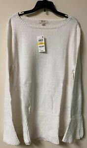 Style & Co Sweater Pullover Top Women's long sleeve