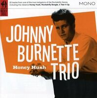 Johnny Burnette - Honey Hush [CD]