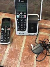 AT&T DECT CORDLESS Phone And Extra Phone CRL81212