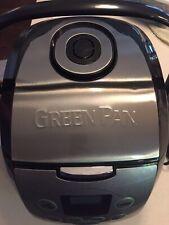 GREEN PAN Rice Expert Multi-Cooker 8 Cup BLACK STAINLESS Model GP-EA-RCR001 NICE
