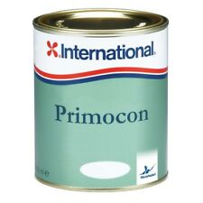 International PRIMOCON antifoul apprêt. 750ml étain. GRIS MARINE BATEAU