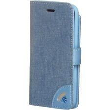 Vest Anti-Radiation Wallet Case for iPhone 7, Jeans