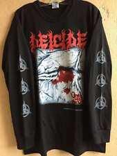Deicide long sleeve L shirt Vader Immolation Death metal Sinister Krisiun Grave