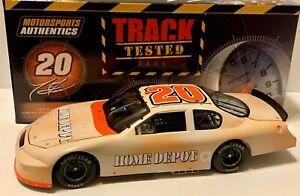 Tony Stewart 2006 Motorsports Authentics 1/24 #20 Home Depot Test Car NEW