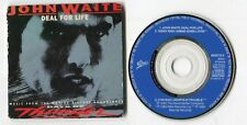 John Waite 3-INCH cd-maxi DEAL FOR LIFE © 1990 soundtrack OST DAYS OF THUNDER