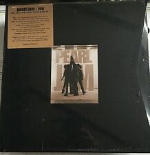 Pearl Jam – Ten - 4 VINYL LP+2 CD+DVD+C7s Box Set Deluxe Edition - SEALED MINT