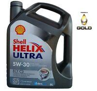 5W 30 Shell Helix Ultra ECT C3 Motoröl 5 Liter BMW LL 04 OPEL Merdeces
