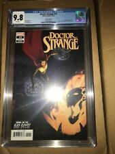 Doctor Strange (Volume 4) #19 CGC 9.8 Bring On The Bad Guys variant Mark Waid