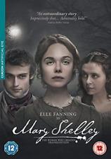 Mary Shelley DVD NEW