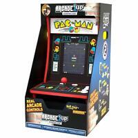 "Arcade1Up Pac-Man Counter-Cade 18.75"" Tall"