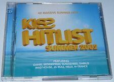 Kiss Hit List Summer 2002: Various Artist - (2002) CD Album '