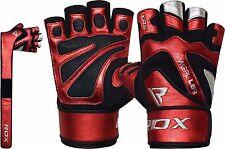 RDX Gewichtheffen Oefening Geschiktheid Handschoenen Sportschool Wielersport NL