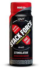QNT stack Force SHOT EXTREME definizione muscolare Bruciagrassi (frutti) - 12 x 60ml