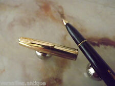 STYLO plume OR  WATERMAN IDEAL  à levier Pour collectionneurs FOUNTAIN PEN