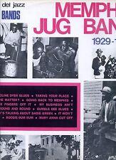 MEMPHIS JUG BAND 1929 -  1934  ITALY 1971 EX LP