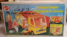 Vintage Mattel Barbie Country Camper c1972 Boxed Complete with Instructions
