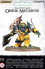 Ironjawz Orruk Megaboss Warhammer Age Of Sigmar Games Workshop Aos GW Orcos Oruk