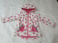 18-24 Months Girls Tu watermelon Rain Coat jacket (G)