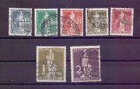 Berlin 1949 - UPU Stephan - MiNr. 35/41 rund gestempelt - Michel 320,00 € (288)
