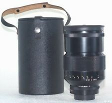 Carl Zeiss JENA DDR SONNAR auto 200mm F2.8 MC for M42
