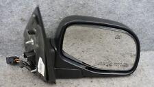 02 03 04 05 Mercury Mountaineer Passenger Side 6 Wire Black Power Door Mirror