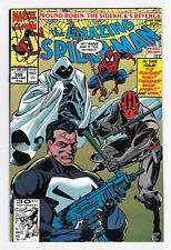 Amazing Spider-Man #355 VG 1991 Stock Image Low Grade