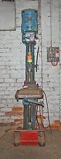 Geared Head Drill Press Alfred Herbert No 3mt Multi Speed