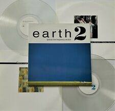 "Earth 2 - Special Low Frequency Version 2x12"" LP 1993 German Clear Vinyl Sub Pop"