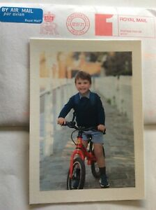 carte reply Royal Family Prince William Kate The Cambridge Louis 3rd birthday