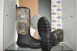 Muck Boot Men's Field Blazer Insulated Hunting Boots FBF-RTE Realtree EDGE SZ 7
