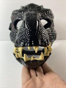 Indoraptor Dinosaur Black Mask Jurassic World Park Fallen Kingdom RARE Cover