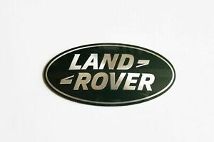 Land Rover Grill Badge Sticker 86mm