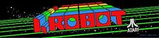 Irobot Atari Arcade Marquee For Reproduction Header/Backlit Sign