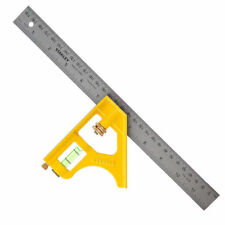 Stanley 46-028 300mm / 12-Inch English/Metric Combination Square
