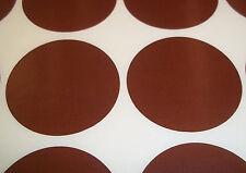 200 Marrone 45mm 4.4cm Codice Colore Punti Adesivi Rotondi Adesivo Id Etichette