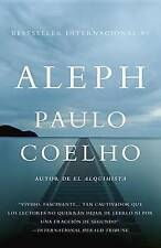 NEW Aleph (Español) (Spanish Edition) by Paulo Coelho