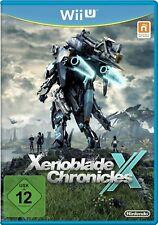 Xenoblade Crónicas x Nintendo Wii U Wii U NUEVO + emb.orig