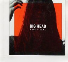 (HF158) Big Head, Spookyland - DJ CD