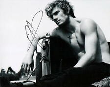 ALEX PETTYFER.. Shirtless Hunk (Gay Int.)  SIGNED