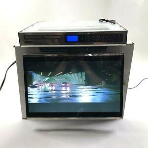 "RCA SPS36123 15.4"" Under Cabinet Kitchen LCD TV/DVD/AM-FM Radio With Remote"