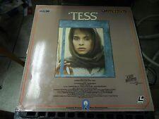 Laserdisc  * Tess *  Roman Polanski Natassia Kinski