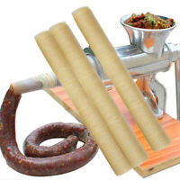 14m Natural sausage casings skins 20mm long small breakfast sausages tool F-J Pg