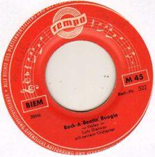 """MAUREEN RENE / LUTZ DIETMAR """"ROCK BABY ROCK"""" ROCK & ROLL 50'S SP TEMPO 522"""