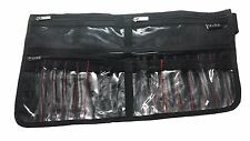 Deluva Tb1 Pro Artist Tool / Brush Belt Clear/Black, Organizer, makeup