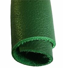 Reed Exotic Leather Hides - Leather Hide Skins 7 to 10 Sf - Green Skin