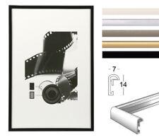 Foto Style Bilderrahmen Kunststoff 10x15 13x18 15x20 20x30 30x40 40x50 Rahmen